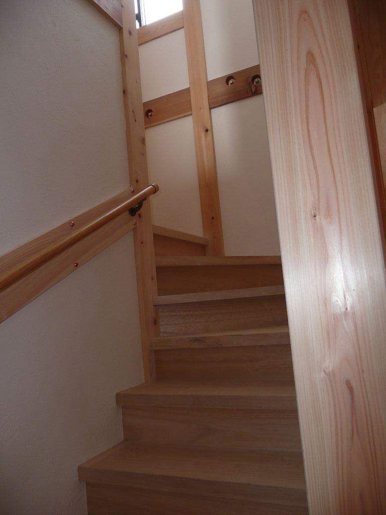 緩やか階段