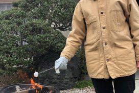 焚火の練習1